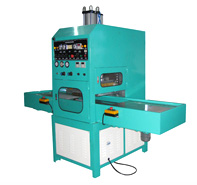 APET/PETG High Frequency Welding and Cutting machine