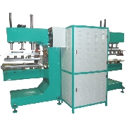 High Frequency Running Belt Welding Machine (Double-end style)