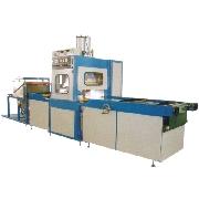 High Frequency Automatic Folding Box Feeling Machine