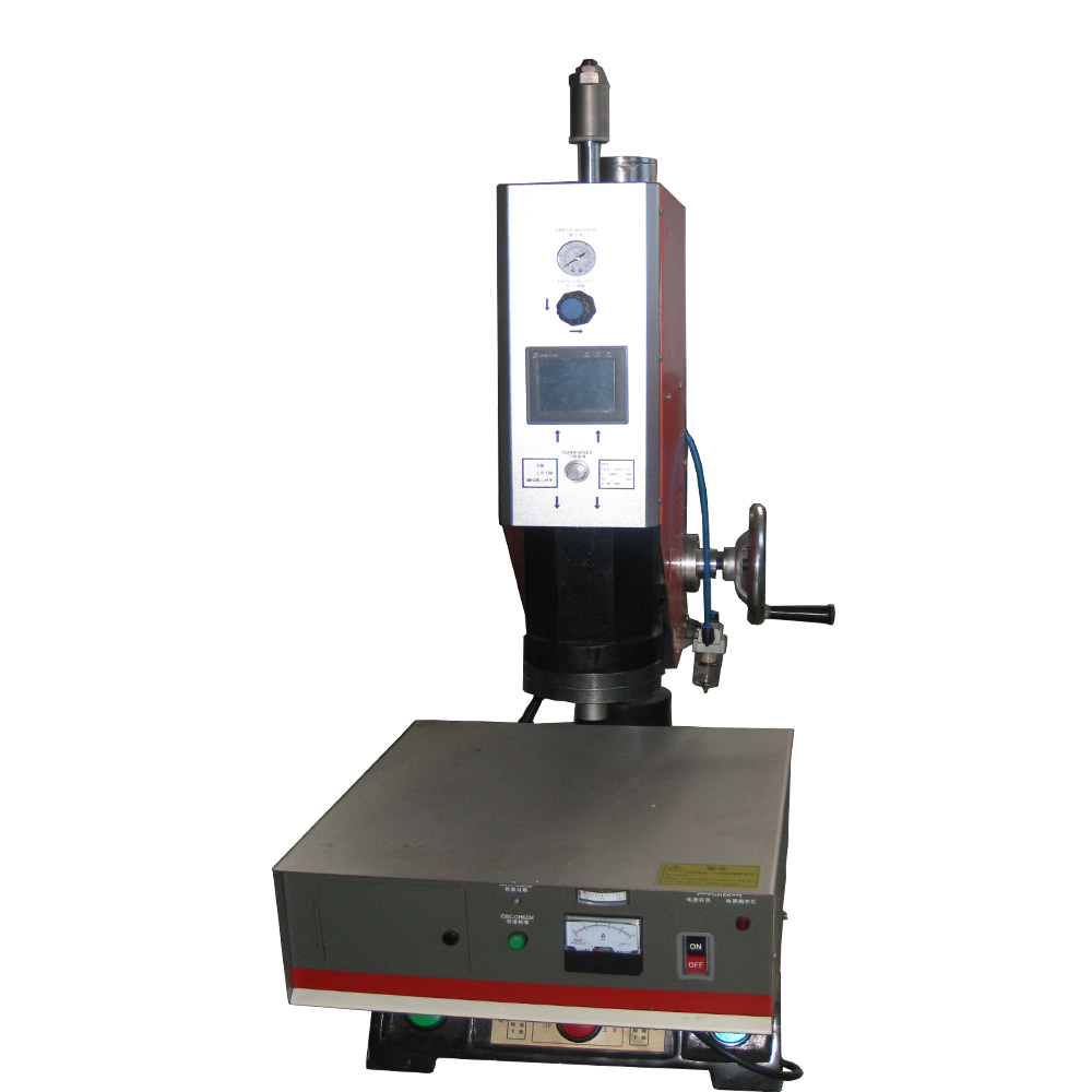 20K(2600W)PLC Ultrasonic Plastic Welding Machine